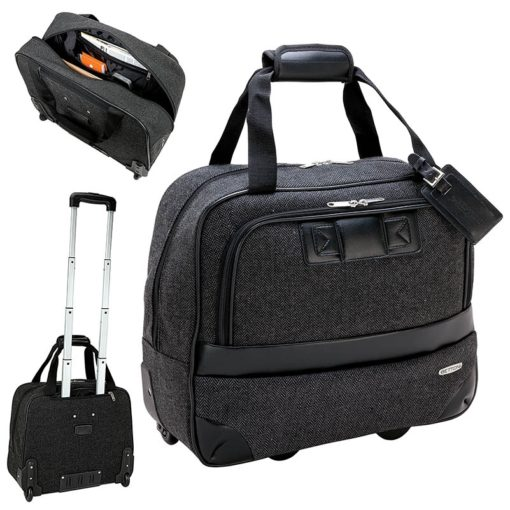 Bettoni Rolling Executive Travel Case