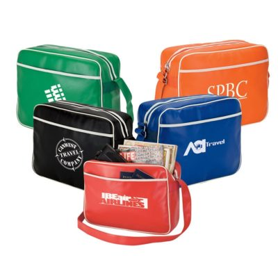 Retro Airline Shoulder Bag