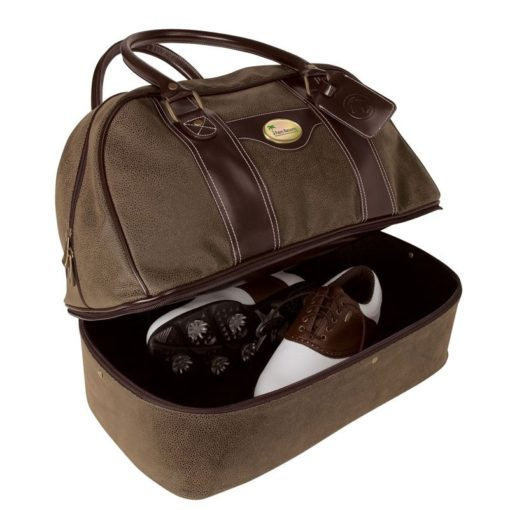 Pattini Double-Decker Bag