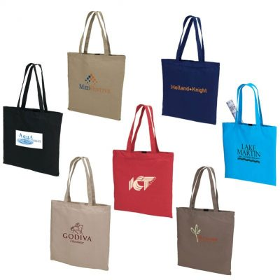 Negozio Colored Cotton Tote