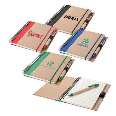 Perth Notebook & Pen