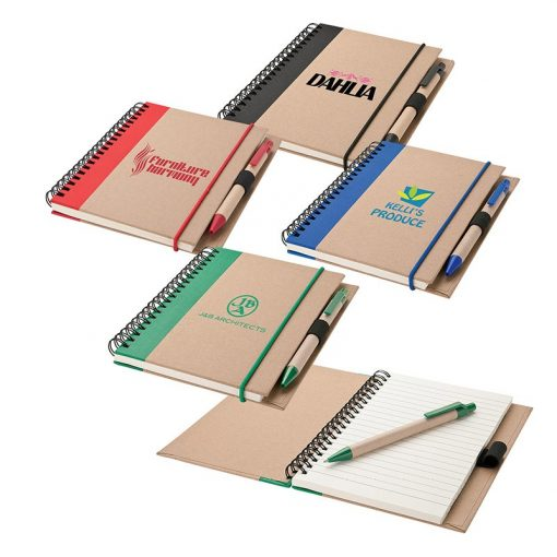 Perth Notebook & Pen