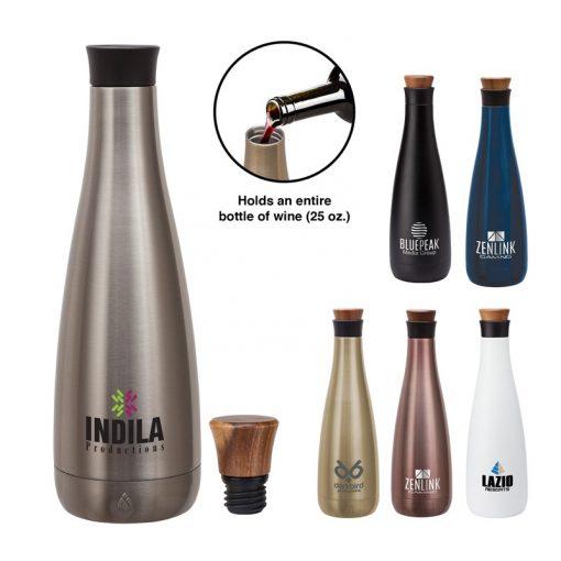 Manna 25 oz. Carafe Steel Bottle