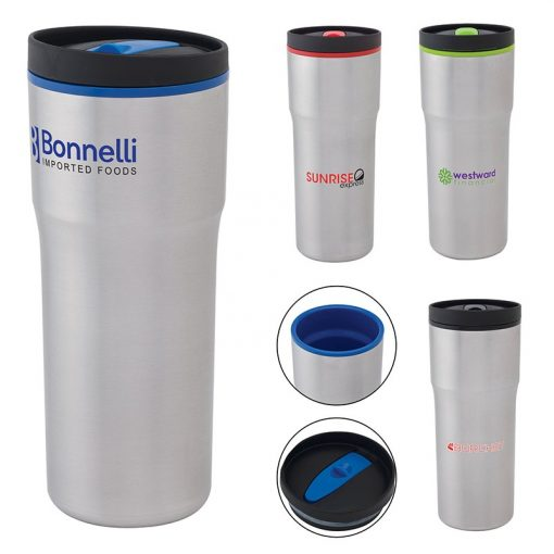 Stallion 18 oz. Stainless Steel/PP Liner Tumbler