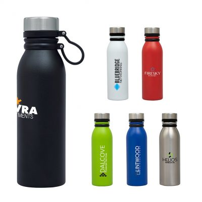 Trek 20 oz. Double Wall Stainless Steel Bottle