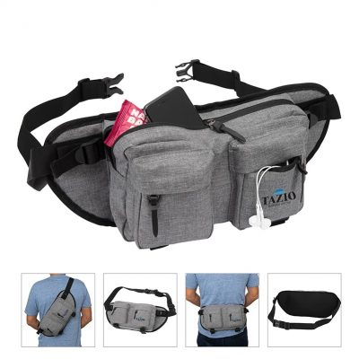 Oxford Crossbody / Waist Bag